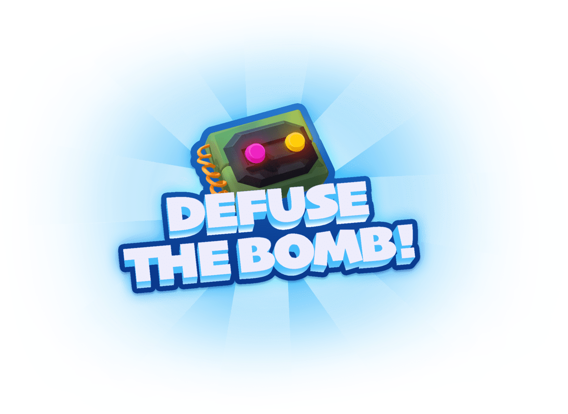 Defuse The Bomb 3D on device