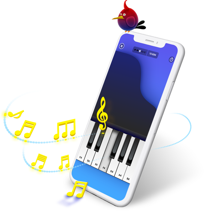 Hello Piano by Gismart