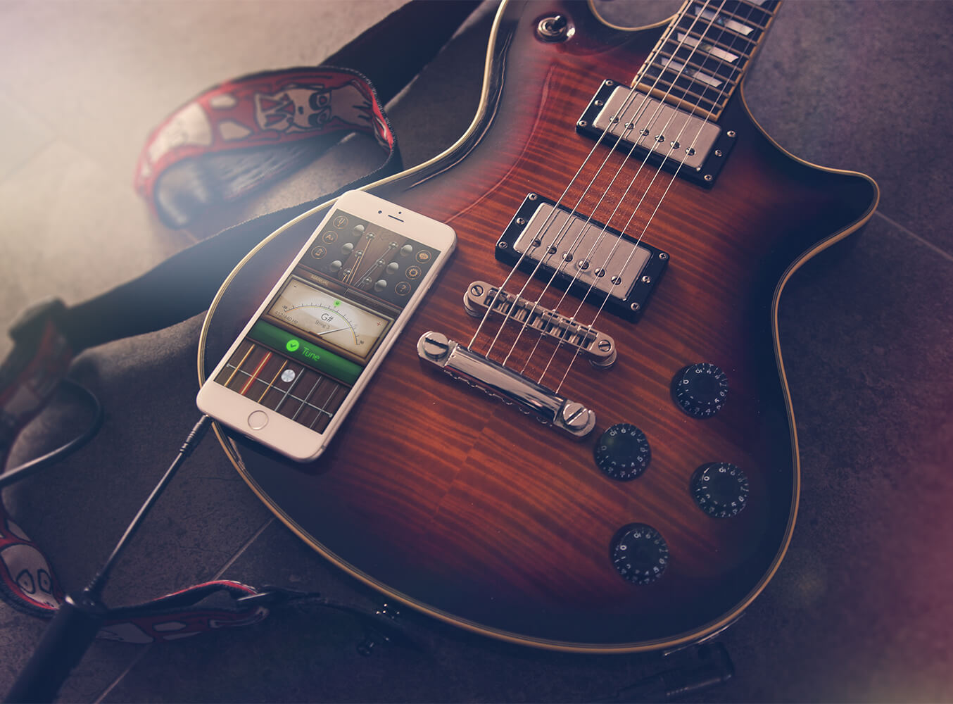 download the best guitar tuner app for iphone and android. Black Bedroom Furniture Sets. Home Design Ideas