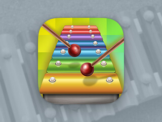 Real Xylophone App