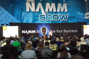 NAMM 2016 Report