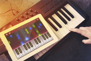 Gismart Piano: 4th most downloaded game worldwide
